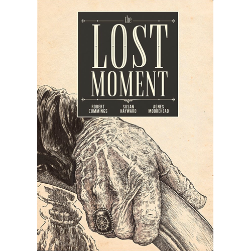 The Lost Moment (DVD - SONE 1)