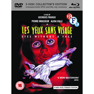 Produktbilde for Eyes Without A Face (UK-import) (Blu-ray + DVD)