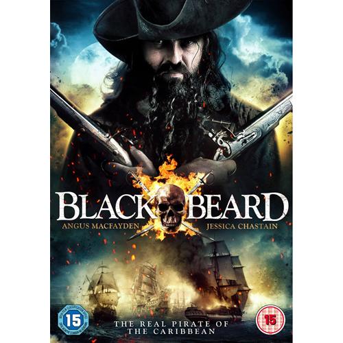 Blackbeard (UK-import) (DVD)