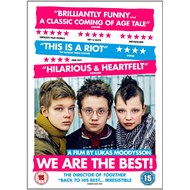 We Are The Best! (UK-import) (DVD)