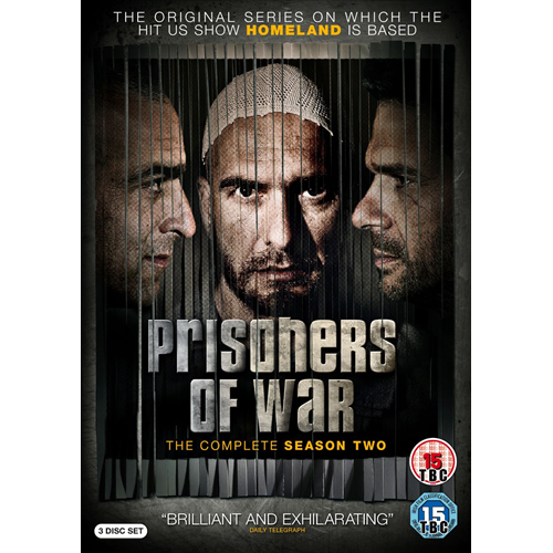 Prisoners Of War - Sesong 2 (UK-import) (DVD)