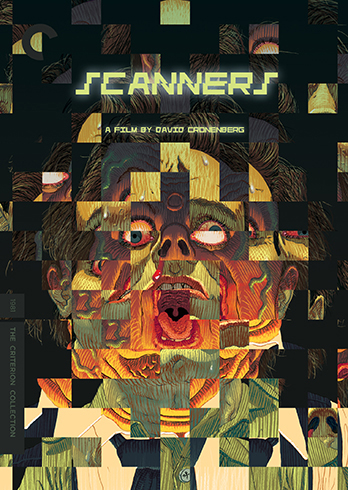 Scanners - Criterion Collection (DVD - SONE 1)