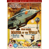 Master Of The World (UK-import) (DVD)