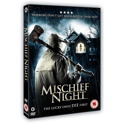 Mischief Night (UK-import) (DVD)