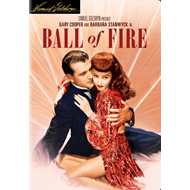 Produktbilde for Ball Of Fire (DVD - SONE 1)