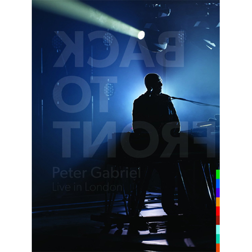 Peter Gabriel - Back To Front Live In London (2DVD+2CD)