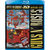 Guns N' Roses - Appetite For Democracy: Live Hard Rock Las Vegas (Blu-ray 3D/2D)