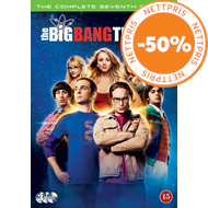 The Big Bang Theory - Sesong 7 (DVD)