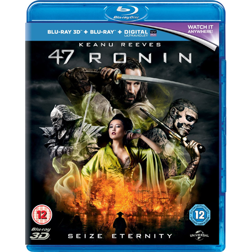 47 Ronin (UK-import) (Blu-ray 3D + Blu-ray)