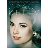 Grace Kelly Collection (DVD - SONE 1)