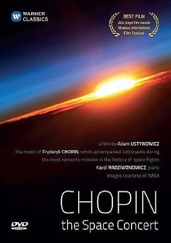 Chopin - The Space Concert (Blu-ray + CD)
