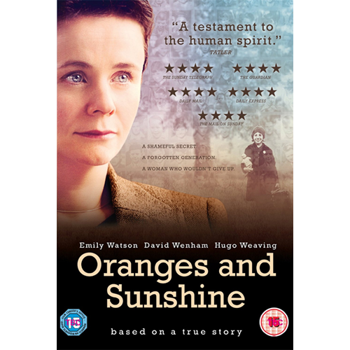 Oranges And Sunshine (UK-import) (DVD)