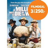 Produktbilde for A Million Ways To Die In The West (DVD)