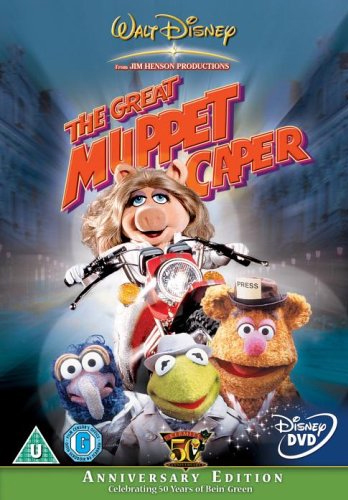 The Great Muppet Caper (UK-import) (DVD)