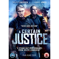 A Certain Justice (UK-import) (DVD)