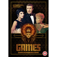Games (UK-import) (DVD)