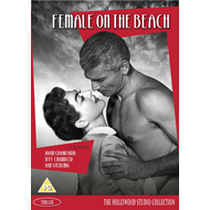 Female On The Beach (UK-import) (DVD)