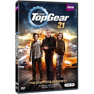Top Gear - Sesong 21 (DVD - SONE 1)