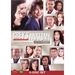 Grey's Anatomy - Sesong 10 (DVD)