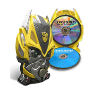 Transformers - Age Of Extinction - Limited Bumblebee Edition (Blu-ray + DVD)