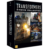 Transformers 1 - 4 Collection (DVD)