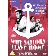 Why Sailors Leave Home (UK-import) (DVD)
