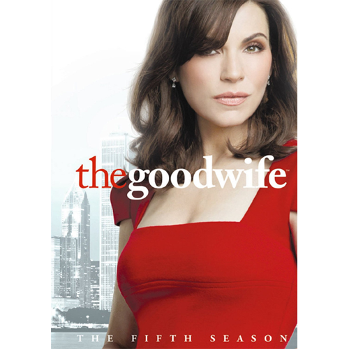 The Good Wife - Sesong 5 (UK-import) (DVD)