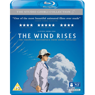 The Wind Rises (UK-import) (Blu-ray + DVD)