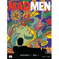 Mad Men - Sesong 7 Del 1 (DVD)