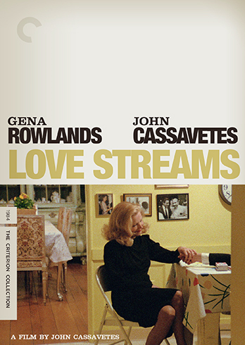 Love Streams - Criterion Collection (DVD - SONE 1)