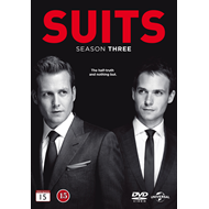 Suits - Sesong 3 (DVD)