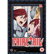 Fairy Tail - Part 8 (UK-import) (DVD)