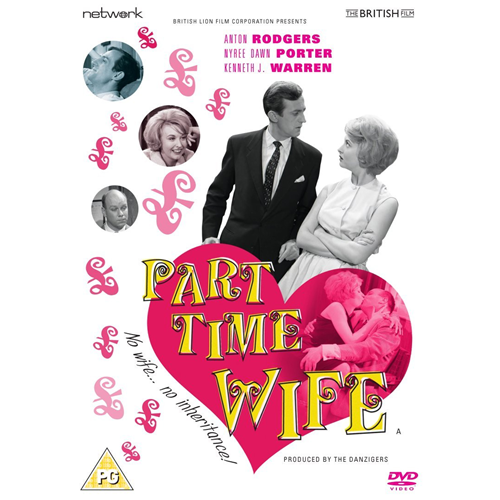 Part-Time Wife (UK-import) (DVD)