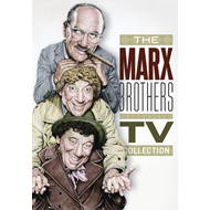 The Marx Brothers - TV Collection (DVD - SONE 1)