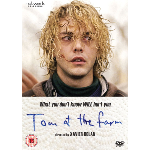 Tom At The Farm (UK-import) (DVD)