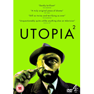 Utopia - Sesong 2 (UK-import) (DVD)