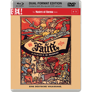 Faust (UK-import) (Blu-ray + DVD)