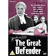The Great Defender (UK-import) (DVD)