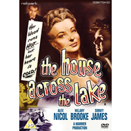 The House Across The Lake (UK-import) (DVD)