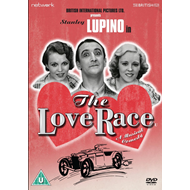 The Love Race (UK-import) (DVD)