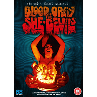 Blood Orgy Of The She Devils (UK-import) (DVD)