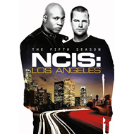 NCIS: Los Angeles - Sesong 5 (UK-import) (DVD)
