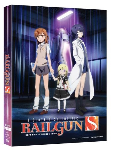 Certain Scientific Railgun S - Part Two (DVD - SONE 1)