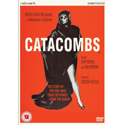 Catacombs (UK-import) (DVD)