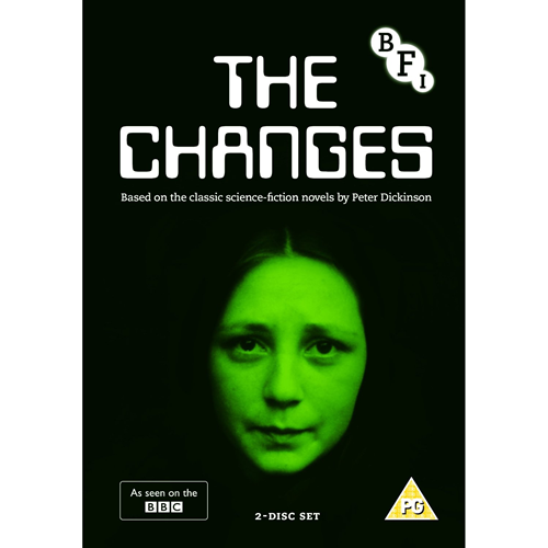 The Changes (UK-import) (DVD)