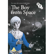 The Boy From Space (UK-import) (DVD)