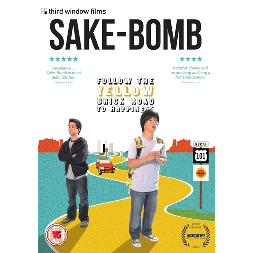 Sake-Bomb (UK-import) (DVD)