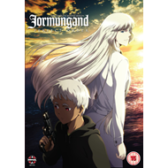 Jormungand - The Complete Second Season (UK-import) (DVD)
