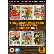 The Great Western Collection - Boxset One (UK-import) (DVD)