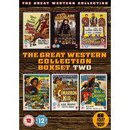 The Great Western Collection - Boxset Two (UK-import) (DVD)